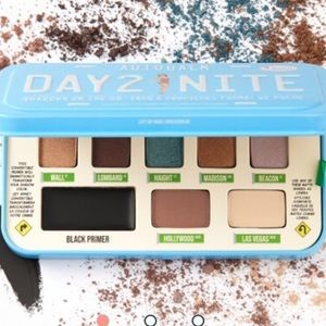 2/$20 The Balm Day to Night Eyeshadow Palette New